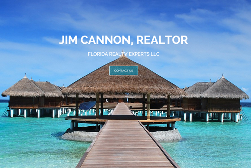 Jim Cannon, Florida Realtor Web Development